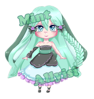 Mint Adoptable OPEN by Allyisi
