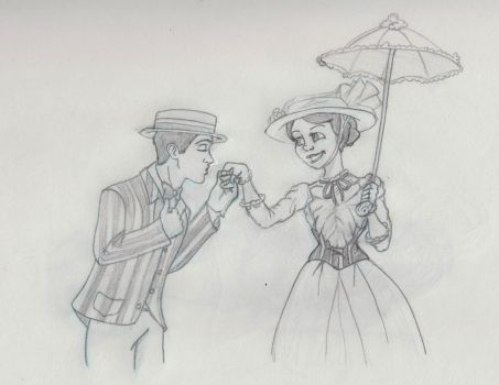 Mary Poppins, you look beeeautiful by thephantomsdiva