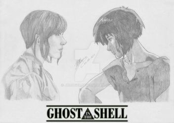 Ghost in the Shell 95/17 by JBRoger