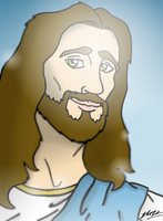 Jesus Christ by Most-High-Studios