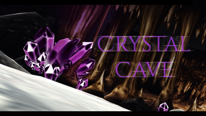 Crystal Cave ~ MMD Stage Download by k-keii