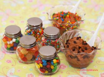 Edible Cookie Dough by theresahelmer