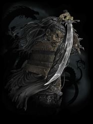 Samurai by AndyHep
