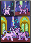 Kiss drone comic page 5 by fallenandscattered