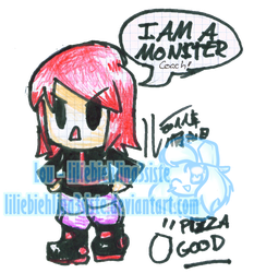 +:-MONSTER . coach-:+ by LouLilie