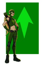 YOUNG JUSTICE: ARTEMIS by Jerome-K-Moore