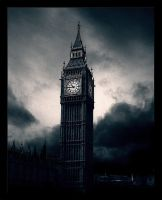 Big Ben by Ineffabler