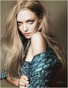 amanda seyfried colorization by 1TYMillenium