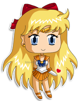Mini Chibi Sailor Venus by izka-197