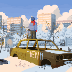 Winter by 1Eni1