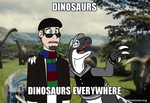 Dinosaurs-dinosaurs-everywhere-5b226a by DefendCastle8