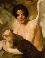 Cupid Michael study (fuller image) by A4Valentino