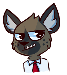 Haida (quick doodle) by Legend-Mystery