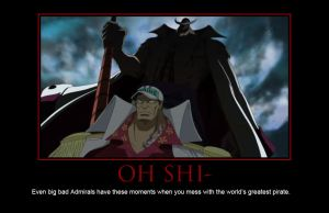 One Piece Demotivational by maxamusholden
