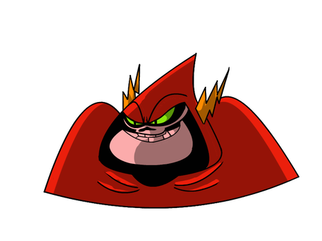 EvilHappyHater.PNG by DarkwingSnark