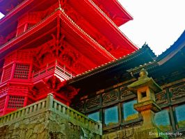 Japanese Tower by ercsi91