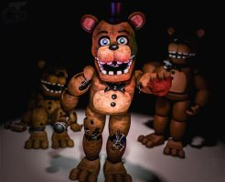Withered Freddy by Capt4inTeen79