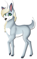 Kari (Spirit Unbound)- Deer Form by Spirit--Productions