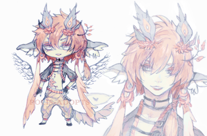 [CLOSED] adopts auction - Mitra by Polis-adopts