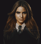 Shelley Hennig as Slytherin by N0xentra