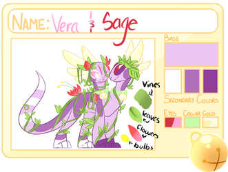 Vervine and Sage || eb perk by aarkavillo