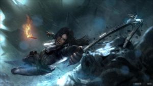 Turning Point WEB - Rise of the Tomb Raider by FearEffectInferno