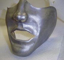 Menpo inspired mask by Marcusstratus