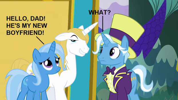 A Great and Powerful Surprise by 3D4D