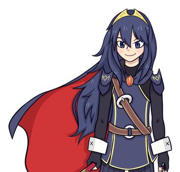 Lucina by KyzaCreations