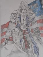Assassin's Creed 3 by Wolfofshiver