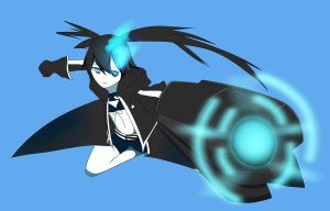 Black Rock Shooter TV by chappy888