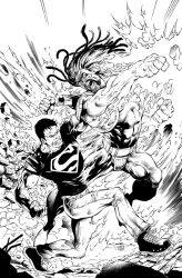 Teen Titans 81 Cover by julioferreira