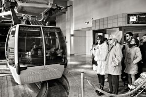 The cable car by StamatisGR