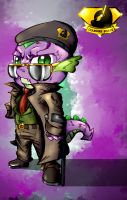 Spike Tpp version by brother-lionheart
