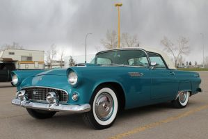 Weather Forcast: Thunderbird by KyleAndTheClassics