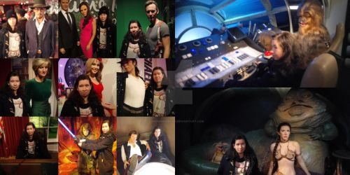 Madame Tussauds Photos by Londonexpofan