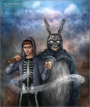 Donnie Darko by daekazu