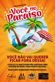 Cartaz Promocional Solez by tutom