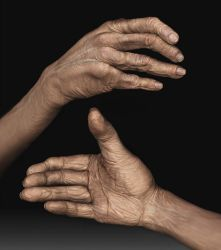 old hands by mattdonnici