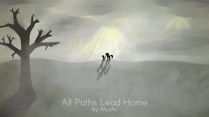 All Paths Lead Home eReader by jlryan