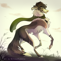 Soren by MittensTheNoble