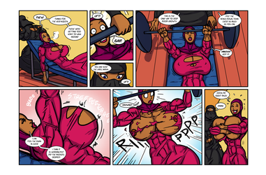Growth drive 4 page 4 by Ritualist
