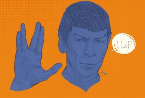 Mr.Spock by Pulvis