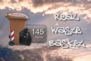 Real Waste Basket. by rodfdez