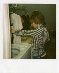 The Laundress by greytrousers