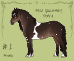 New Galloway 1 - Private by ofcowardiceandkings