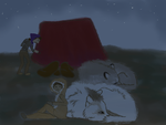 RoF-Making Camp by magikwolf