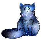 it's me, the star cat by ninetailedkat
