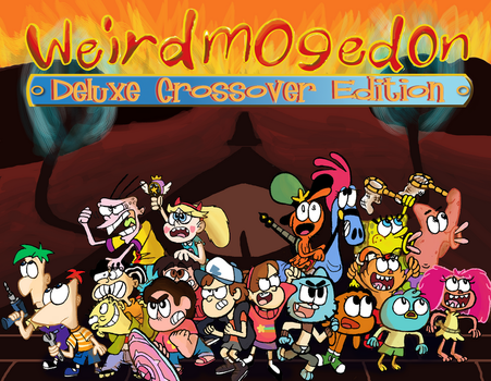 Weirdmageddon (Deluxe Edition) by ManicMagician