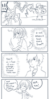 DN: Personality Switch by baenana